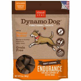 Dynamo Dog Endurance Peanut Butter 12/5oz