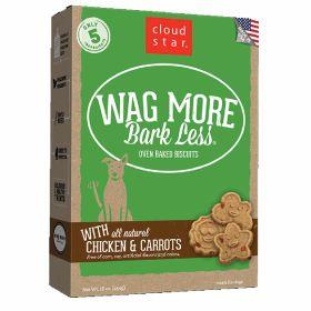 WMBL Baked Treat Chicken 12/16oz