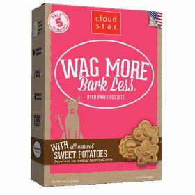 WMBL Baked Treat Sweet Potato 12/16oz