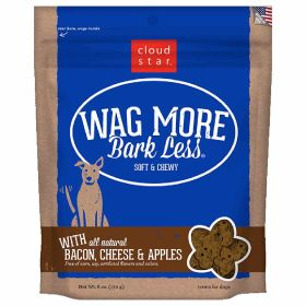 WMBL Soft & Chewy Treat Bacon Cheese 6oz