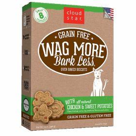 WMBL Baked Treat GF Chicken & SP 12/14oz