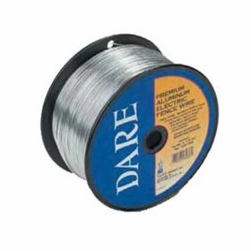 Dare Products: Aluminum Wire 16 Ga X 1/2 Mile Roll