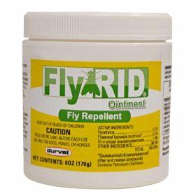 Durvet: Fly-Rid Ointment 6 Oz. 6/Cs