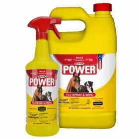 Durvet: Power Fly Spray Qt. 12/Cs