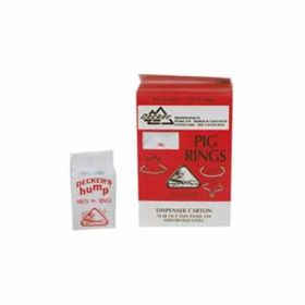 Decker: Hill'S Hump Pig Ring #1 (Red Box)