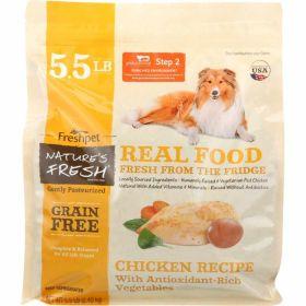 NF GF Chicken Recipe Dog 4/5lb