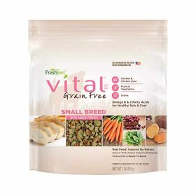 Vital Small Breed Complete Meals 6/1lb
