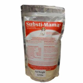 Dairy Manufacturers: Substimama Puppy 1lb 6/Cs