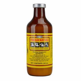 Durvet: Penicillin Injectable  500 Ml 12/Cs
