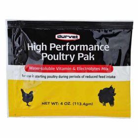 Durvet: High Performance Poultry Vit 4Oz