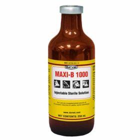 Durvet: Maxi B 1000 100Ml. 12/Cs