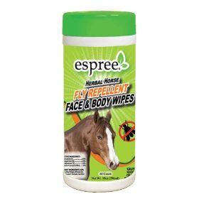 Horse Face & Body Wipes 40Ct 12/Cs
