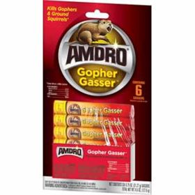 Excel Garden Products: Amdro Gopher Gasser (6Pk) 12/Cs