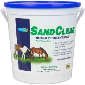Farnam: Sandclear 3lb  6/Cs