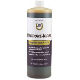 Farnam: Povidone-Iodine Surgical Scrub 32 oz.