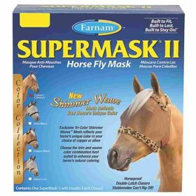 Farnam: Supermask Ii Horse Copper/Cheeta