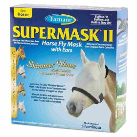 Supermask Ii - Horse W/Ears 12/Cs