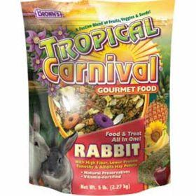 F.M. Brown's Sons: Carnival Rabbit Food 5lb 6/Cs