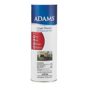ADAMS CARPET POWDER 16 OZ. 4/CS