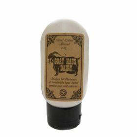 Goat Haus Dairy: Lotion - Almond 2Oz.