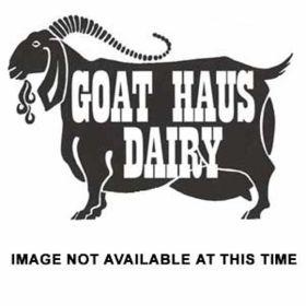 Goat Haus Dairy: Lip Balm - Frosty Mint 12/Cs