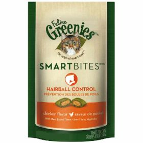 Smartbites Hairball Control Chicken 4.6oz