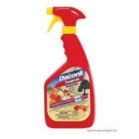 Garden Tech: Daconil Fungicide Rtu Qt. 6/Cs