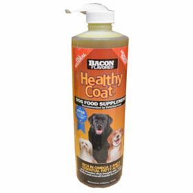 Healthy Coat: Healthy Coat Dog W/ Pump Pt.