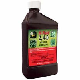 Hi-Yield: 2,4-D Weed Killer Pt. 12/Cs