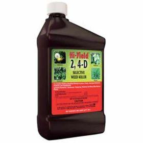 Hi-Yield: 2,4-D Weed Killer Qt. 12/Cs