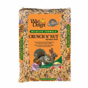 Wild Delight: Wd Squirrel Crunch N Nut 8lb 4/Cs