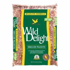 Wild Delight: Wd Premium Shelled Peanuts 10lb