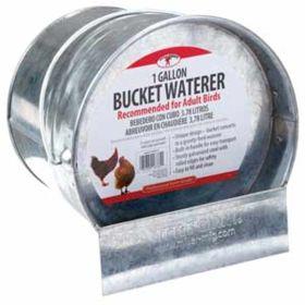 Little Giant: Galv. Bucket Waterer 4/Cs