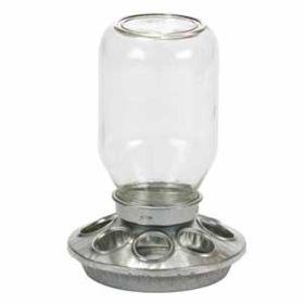 Little Giant: Feeder Mason Jar 12/Cs