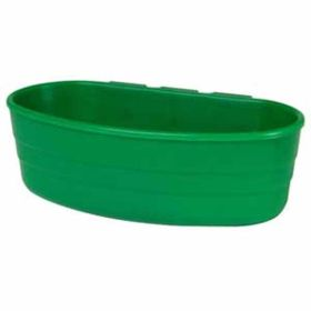 Little Giant: Cage Cup 1 Qt - Green 12/Cs