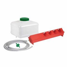 Automatic Plastic Trough Waterer Kit