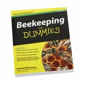 Little Giant: Beekeeping For Dummies Book 6/Cs