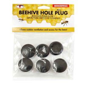 BEE HIVE HOLE PLUG