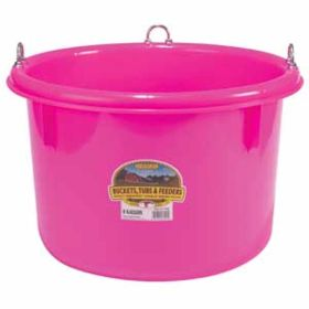 Little Giant: 8 Gal. Tub - Hot Pink 6/Cs