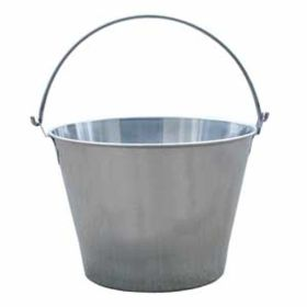 Little Giant: Stainless Steel Dairy Pail 9Qt