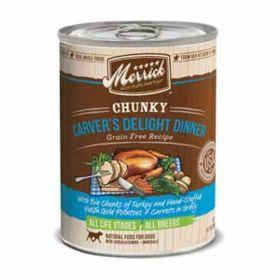 Merrick Pet Care: Carvers Delight Dinner 12.7 Oz.