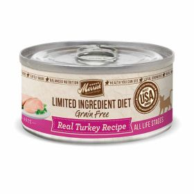 LID REAL TURKEY/CAN CAT 24/5 OZ
