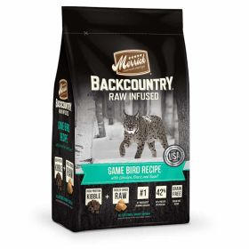 Backcountry Cat Game Bird Recipe 3#