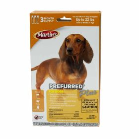 Martin's: Prefurred Up To 22lb 6/Tray*