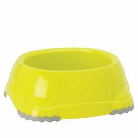 Smarty Bowl 1 - Non Slip Fun Green  6/Cs
