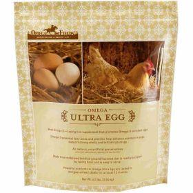 Omega Fields: Omega Ultra Egg 4.5lb 10/Cs