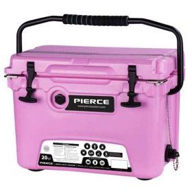 Cooler 20qt Pink