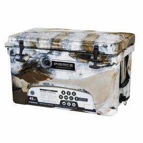 Cooler 45qt Desert Camo