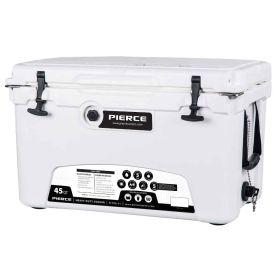 Cooler 45qt White
