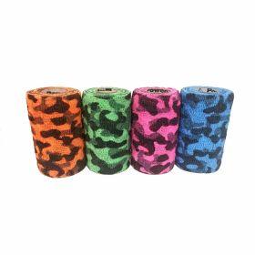 """Powerflex 4"""" Camo Color Pack Asrt 18/Cs"""